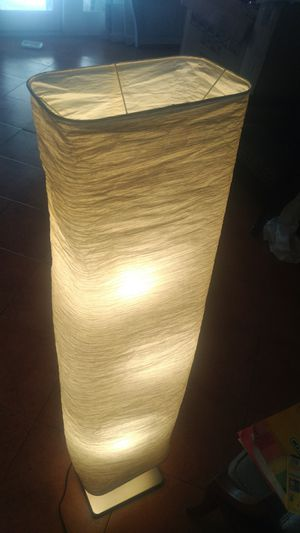 Ikea Magnarp Floor Lamp with LED Light Bulbs for Sale in Los Angeles, CA