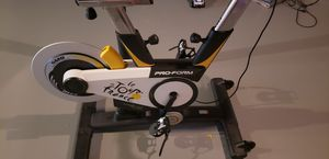Pro Form Tour de France exercise bike for Sale in Downers Grove, IL