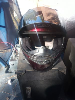 DOT AFX Helmet for Sale in Klamath Falls, OR