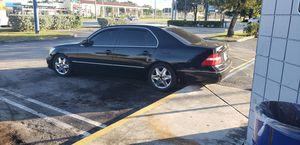 04 Lexus ls430 ul for Sale in Miami, FL