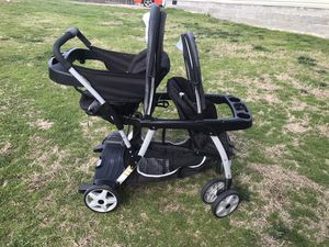 Graco double stroller for Sale in Kannapolis, NC