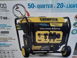 Champion global power equipment inverter generator for Sale in Riverside, CA
