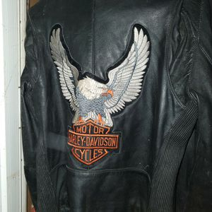 Harley Davidson Leather Jacket for Sale in Perryville, MD