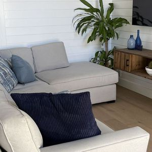 Custom L-Shape Sofa Bed Couch for Sale in Newport Beach, CA