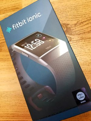 Fitbit Ionic brand new in box for Sale in Yakima, WA