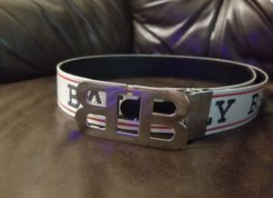 Bally Men's Mirror B Reversible Leather Belt 90cm >>New (Never Used)>>100% Authentic for Sale in Norcross, GA