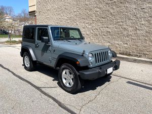 2015 Jeep Wrangler for Sale in New London, CT