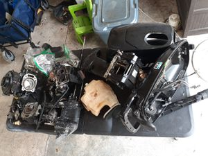 Mercury 6hp parts outboard boat motor for Sale in Tarpon Springs, FL