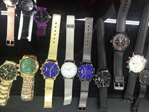 Watches all different Brands, Styles for Sale in Henderson, NV
