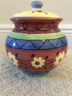 Decorative Jar / Bowl / Can be used as Planter for Sale in Miramar, FL