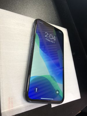 iPhone X 256Gb UNLOCKED for Sale in Troy, MI