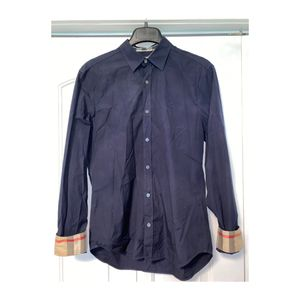 Burberry Men's Dress shirt / Navy Blue / M for Sale in Chicago, IL
