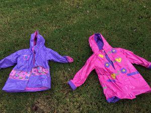 Rain coats with rain boots for Sale in Alpharetta, GA