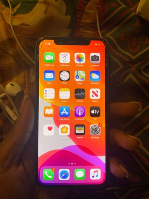 iPhone X for Sale in Dallas, TX