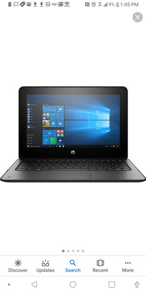 HP ProBook x360 11 G1 11.6″ Convertible Notebook for Sale in Tacoma, WA