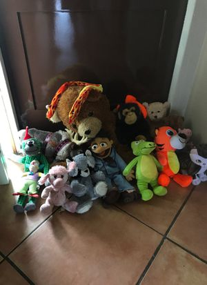 Stuffed animals for Sale in North Fort Myers, FL