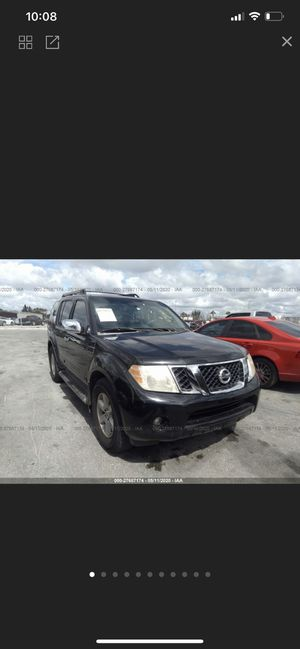2008 Nissan Pathfinder full parts out for Sale in Opa-locka, FL
