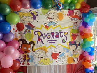 Rugrats 5x7 Backdrop For Party for Sale in Newburgh Heights,  OH