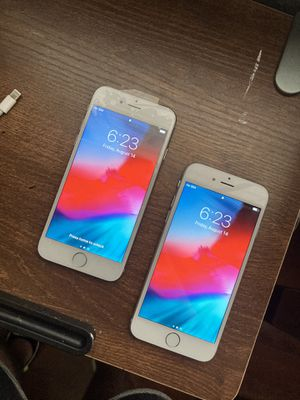 Two iPhone 6's for sale for Sale in San Jose, CA