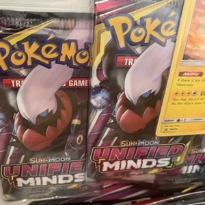 Pokemon Unifed Minds Booster Pack for Sale in Alameda, CA