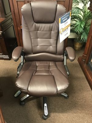 Massage and heating chair for Sale in Victoria, TX