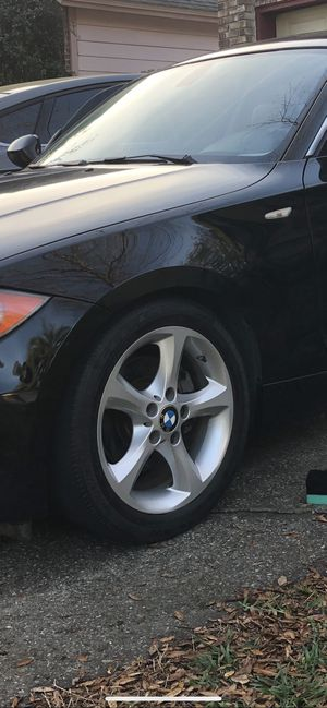 "17"" BMW Sport wheels rims with tires for Sale in Jacksonville, FL"