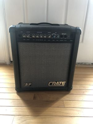 Crate DSP Guitar/Bass Amp for Sale in Stafford, VA