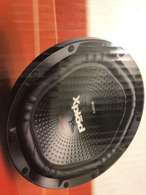 Sony subwoofer 12 inch 1800 watts for Sale in Santa Ana, CA