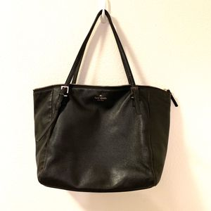 Kate Spade Tote bag Purse Black Leather FLAW for Sale in San Jose, CA