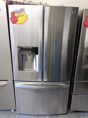 Kenmore Elite French Door Refrigerator 36 inch for Sale in Glendale, CA