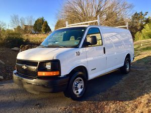 2005 Chevrolet Express 2500 Cargo Van for Sale in Manassas, VA