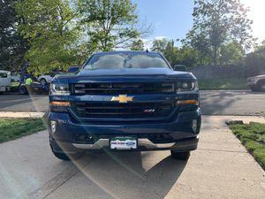 2016 Chevy Silverado 1500 58k for Sale in Denver, CO