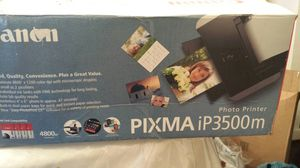 Canon Pixma iP3500m Photo Printer for Sale in Pittsburgh, PA