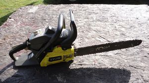 Ryobi RY3716 Chainsaw 37cc 16in for Sale in Graham, WA