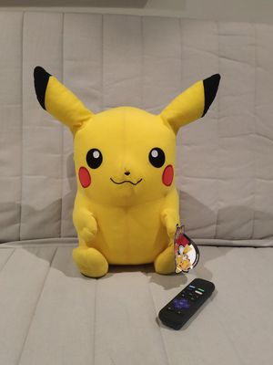 Pikachu stuffed animal for Sale in Miami, FL