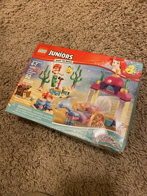 LEGO 10765 Disney Princess JUNIORS Ariels Underwater Concert for Sale in Sugar Land, TX