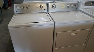 kenmore 400 series washer & gas dryer for Sale in Bellaire, TX