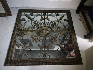 DUAL (2) DECORATIVE WALL MIRRORS for Sale in Southwest Ranches, FL