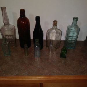 Antique Bottle Collection for Sale in Milwaukie, OR