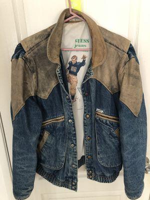 Vintage Guess denim jacket for Sale in Irvine, CA