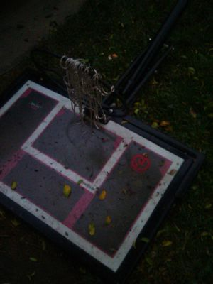 Still have the basketball court nu I'llthing wrong by the way I layed it down for Sale in Colton, CA