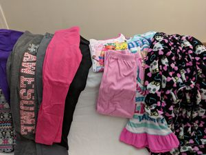 Kids size 7/8 medium weight clothes lot for Sale in Stuart, FL