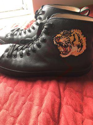 Gucci tiger hightop for Sale in Orem, UT