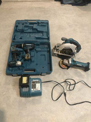 Makita 18volt tools for Sale in Columbia, SC