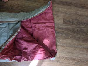 6 ft sleeping bag 3/4 zip for Sale in Durham, NC