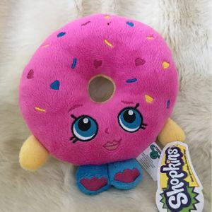 Shopkins D Lish Donut Stuffed Animal for Sale in Menifee, CA