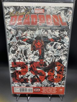 Deadpool Comic Book  for Sale in Ontario, CA