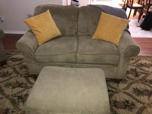 Sofa, ottoman, and 2 chairs for sale for Sale in Navarre, FL