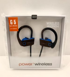 Blue Wireless Headphones for Sale in Santa Clarita, CA