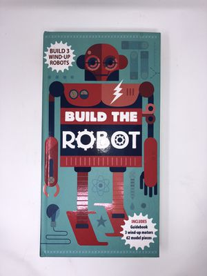 TOY ROBOT BUILDING KIT FOR KIDS for Sale in Silver Spring, MD